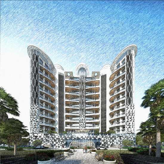 KUNDAN EMIRUS. Architecture, Residential